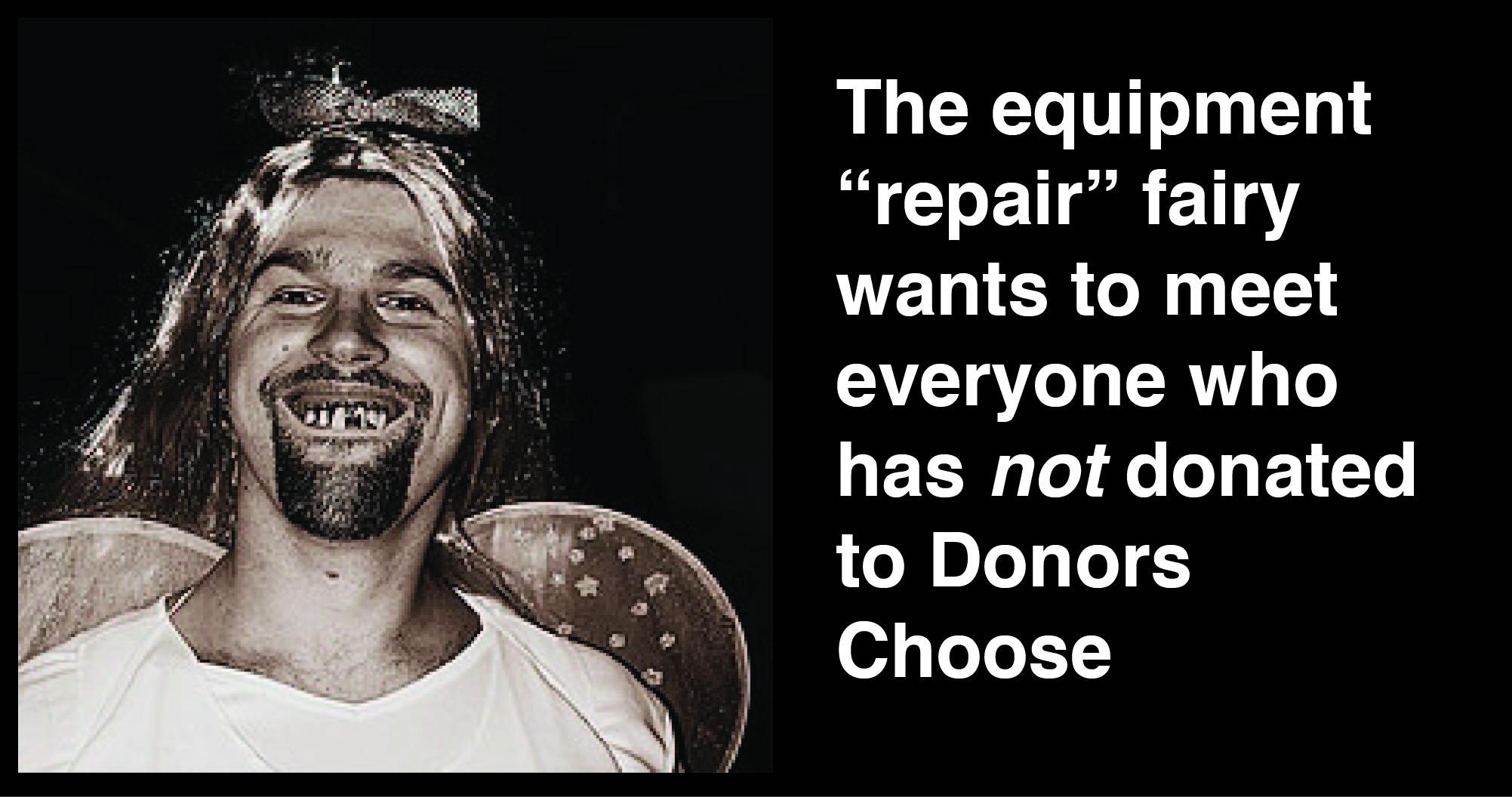 Repair fairy